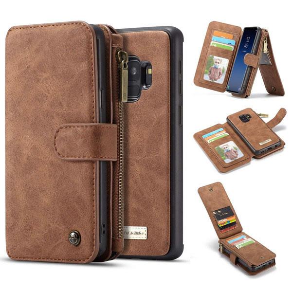 CaseMe Samsung Galaxy S9 Wallet Case