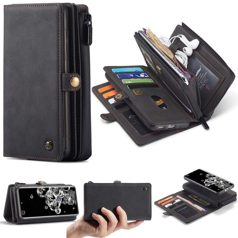 CaseMe Samsung Galaxy S20 Wallet Case