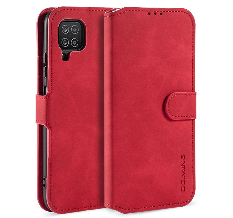DG.MING Samsung Galaxy A12 5G Retro Case